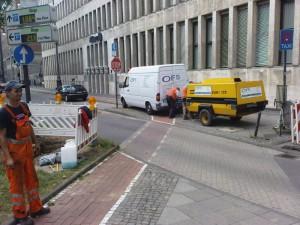 Straßenblockade 2