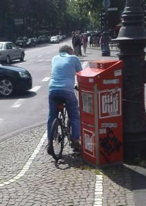 Was die Bild Zeitung von Radfahrern hält