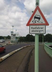 Wir erfinden unsere eigenen Verkehrsregeln!