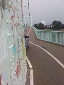 Unfallschwerpunkt Mülheimer Brücke